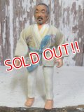 ct-160301-01 The Karate Kid / Remco 80's Miyagi Action Figure