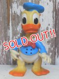 ct-160309-05 Donald Duck / Ledraplastic 60's Rubber Doll