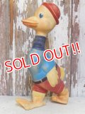 ct-160309-26 Rempel / 40's Duck Rubber Doll
