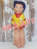 ct-160309-30 Howdy Doody / 60's Soft Vinyl Doll