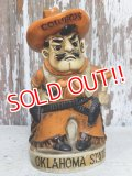 ct-160309-50 Oklahoma State University Athletics / Cowboys Vintage Coin Bank