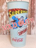 ct-160320-07 Superman / 7 ELEVEN 80's Plastic Cup