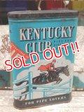 dp-160401-06 KENTUCKY CLUB / Vintage Tin Can