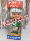 "ct-160309-55 NFL 70's Bobble Head ""New York Jets"""