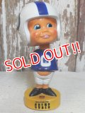 """ct-160309-55 NFL 70's Bobble Head """"Indianapolis Colts"""""""