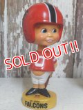 "ct-160309-55 NFL 70's Bobble Head ""Atlanta Falcons"""