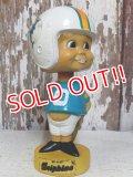 "ct-160309-55 NFL 70's Bobble Head ""Miami Dolphins"""
