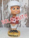 "ct-160309-55 NFL 70's Bobble Head ""Arizona Cardinals"""