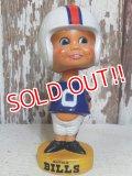"ct-160309-55 NFL 70's Bobble Head ""Buffalo Bills"""