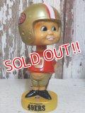 "ct-160309-55 NFL 70's Bobble Head ""San Francisco 49ers"""