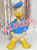 ct-160409-11 Donald Duck / 60's Rubber Doll
