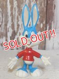 ct-160409-25 Buster Bunny Just Toys 90's Bendable Figure