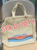dp-160401-18 PAN AM / 80's Airline Bag