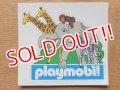 ad-140806-01 Playmobil / Promotion Sticker