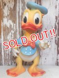 ct-160519-06 Donald Duck / Ledraplastic 1962 Rubber Doll (Large)