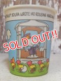 ct-160519-10 Snoopy / Dixie 80's Mini Paper Cup