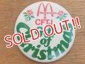 ct-160601-10 McDonald's CANADA / Vintage Pinback