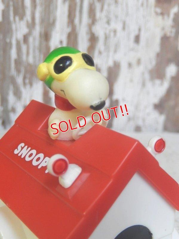 画像2: ct-160601-18 Snoopy / AVIVA 70's Flying Ace Doghouse (S)