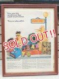 ct-160615-13 Sesame Street / 70's AD