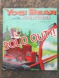 bk-160615-04 Yogi Bear / Whitman 60's Picture Book