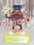 "ct-160615-21 California Raisins / 1988 PVC ""The Graduates Ben Indasun"""