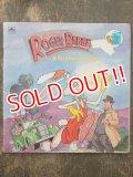 bk-160615-21 Roger Rabbit / 80's Picture Book