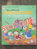 bk-160615-13 Donald Duck / Whitman 60's Book