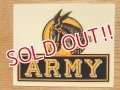 dp-160701-01 Army / Vintage Decal