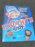 "ad-151103-01 Dairy Queen / 2000's Store Use Poster ""Chips Ahoy!"""