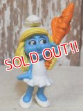 """ct-160615-35 Smurf / McDonald's 2013 Meal Toy """"Smurfette"""""""