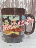 ct-160716-07 Walt Disney World / 70's Plastic Mug
