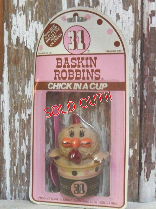 画像1: ct-160801-06 Baskin Robbins / 1987 Chick in a Cup