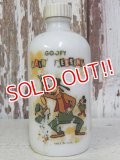ct-160805-03 【PRICE DOWN】Goofy / 1940's-1950's Hairdressing Bottle