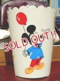 ct-160805-01 Wlat Disney's / Vintage Trash Box