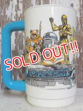 ct-160801-11 GEORGE LUCAS / SUPER LIVE ADVENTURE 90's Mug