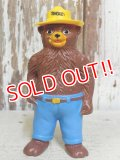 ct-160823-09 Smokey Bear / DAKIN 70's Plastic Figure