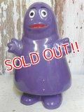 ct-160823-37 McDonald's / Grimace 80's Ceramic Coin Bank