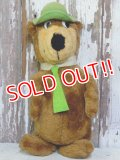 ct-160823-28 Yogi Bear / Mighty Star 80's Plush Doll