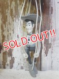"""ct-160913-01 TOY STORY / McDonald's 1999 Meal Toy """"Marionette Woody"""""""