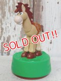 """ct-160913-01 TOY STORY / McDonald's 1999 Meal Toy """"Bullseye"""""""