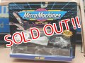 ct-160901-50 STAR WARS / Galoob 90's Micro Machines Collection #1