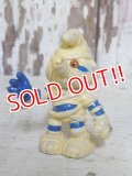 "ct-161003-21 Smurf / PVC ""Mummy"" #20544"