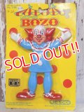 ct-161003-10 Bozo the Crown / 80's Bendable Figure