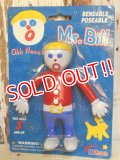 ct-161010-16 Mr.Bill / 2006 Bendable Figure