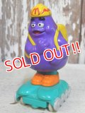ct-161001-13 McDonald's / Grimace 1999 Meal Toy