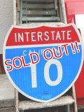 "dp-161101-03 INTERSTATE Sign ""California 10"""