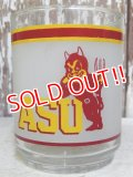 dp-161101-06 Arizona State University / Sun Devils 80's Glass