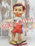 ct-161110-04 Pinocchio / Gund 50's Hand puppet