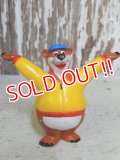 "ct-161110-22 Kissyfur / McDonald's 1987 Meal Toy ""Gus"" PVC"