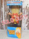 "ct-161201-16 Funko Wacky Wobbler / Looney Tubes ""Yosemite Sam"""